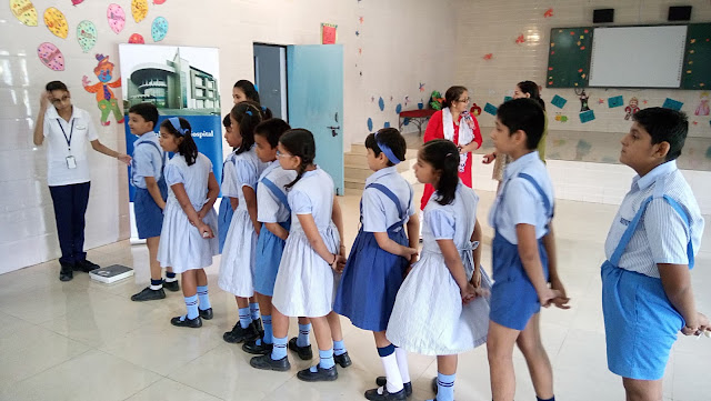 Columbia Asia Hospital - Ghaziabad Organizes Health Awareness Session at Shivoy School