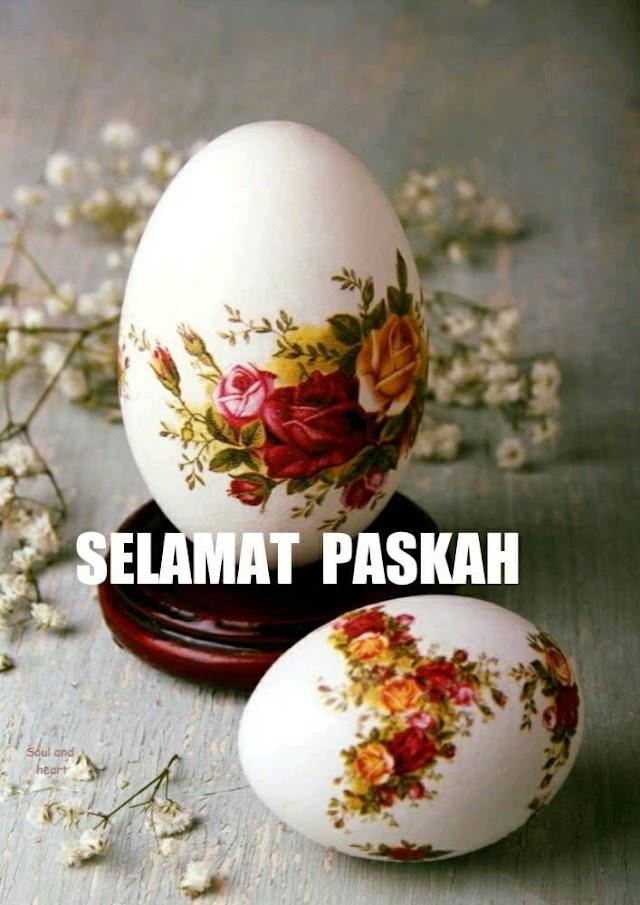 Selamat Hari Paskah 2019