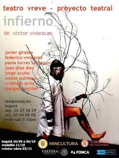 INFIERNO Pos 2 | Teatro Vreve