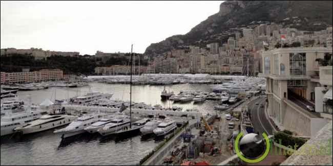 Avenue Princess Grace, Monaco
