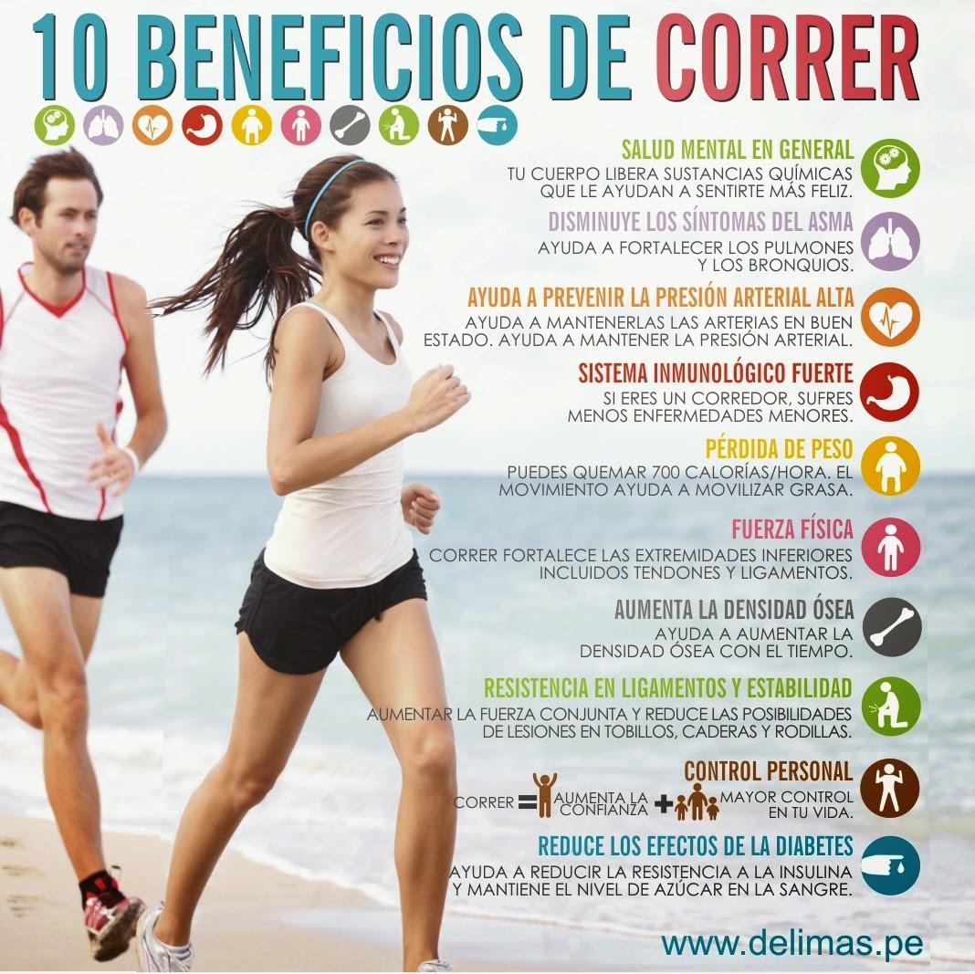 Cuanto hay que correr diario para bajar de peso