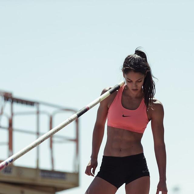 Φωτογραφικό αφιέρωμα στην Αμερικανίδα αθλήτρια Allison Stokke