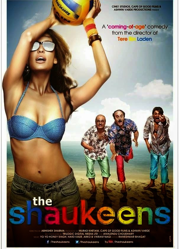 The Shaukeens (2014) ταινιες online seires oipeirates greek subs
