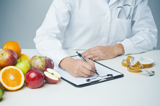 Why consult a nutritionist