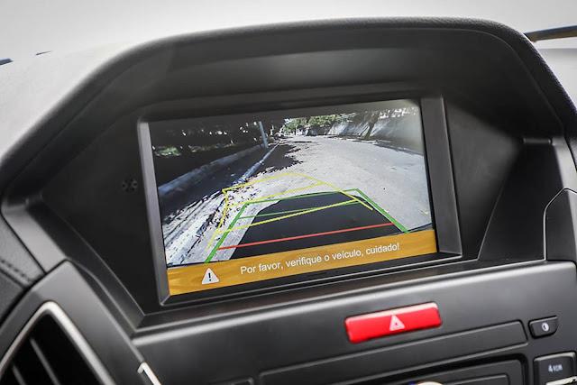 Lifan X80 2019 - Interior