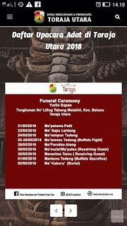 Le date de ceremonie funeraire au pays toraja 2018