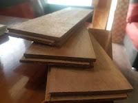 promo flooring kayu Merbau murah meriah.