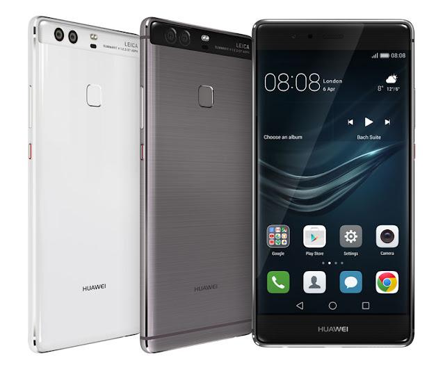 Huawei P9 dan P9 Plus resmi rilis, dibekali fitur dual kamera dan chip Kirin 955