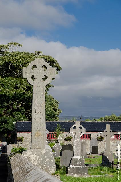 Cementerio Drummcliff Condado de Sligo Irlanda