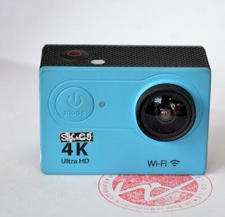 jual sk-c8 bekas - actioncam