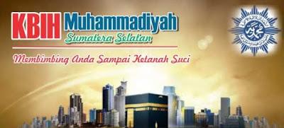 KBIH Muhammadiyah di Sumatera Selatan