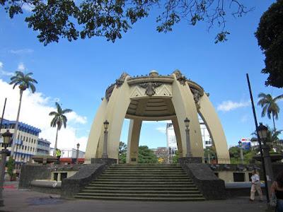 Parque Central de San Jose