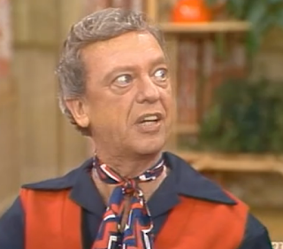 Don Knotts on Three's Company