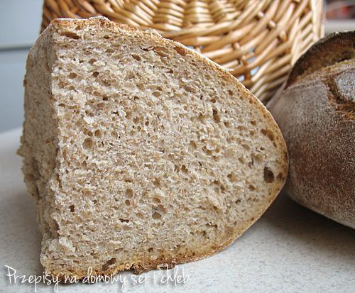 Chleb newski z kolendrą