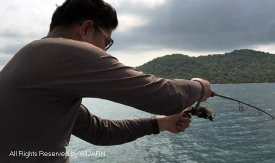 ตกปลาเกาะคราม