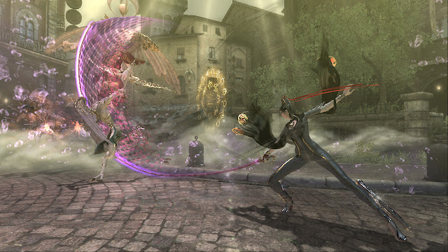 Bayonetta PC Free Download Gameplay