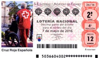 loteria nacional cruz roja