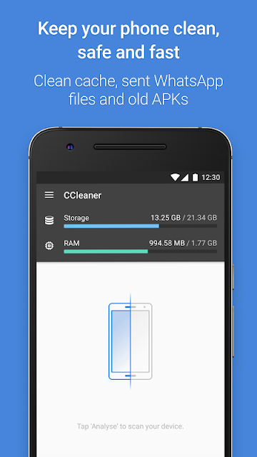 Download Apk CCleaner Professional terbaru 4