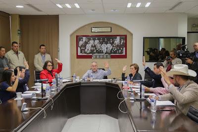 Inicia Comisión de Gobernación proceso para determinar si procede juicio político a ex alcalde de Hermosillo