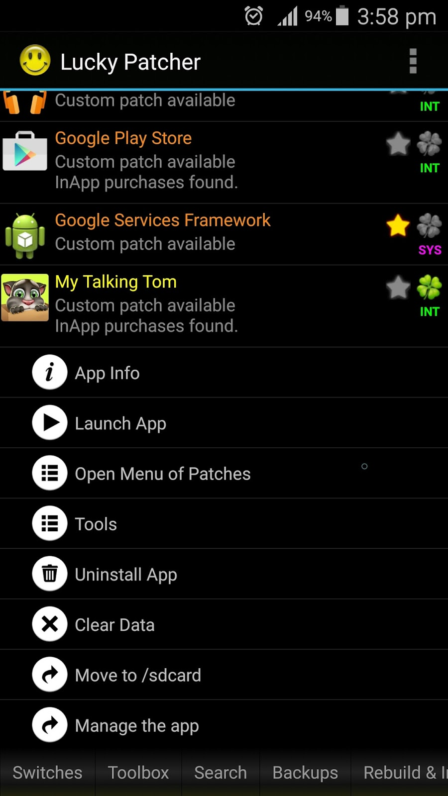 Shift F5 Blog: How to Mod My talking tom