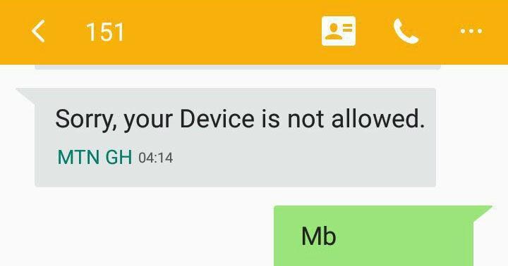 4gb, 9gb free internet imei tweak on MTN Ghana 2016 August