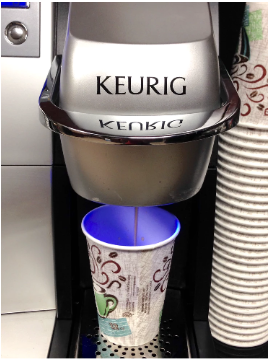Keurig That Makes Iced Coffee