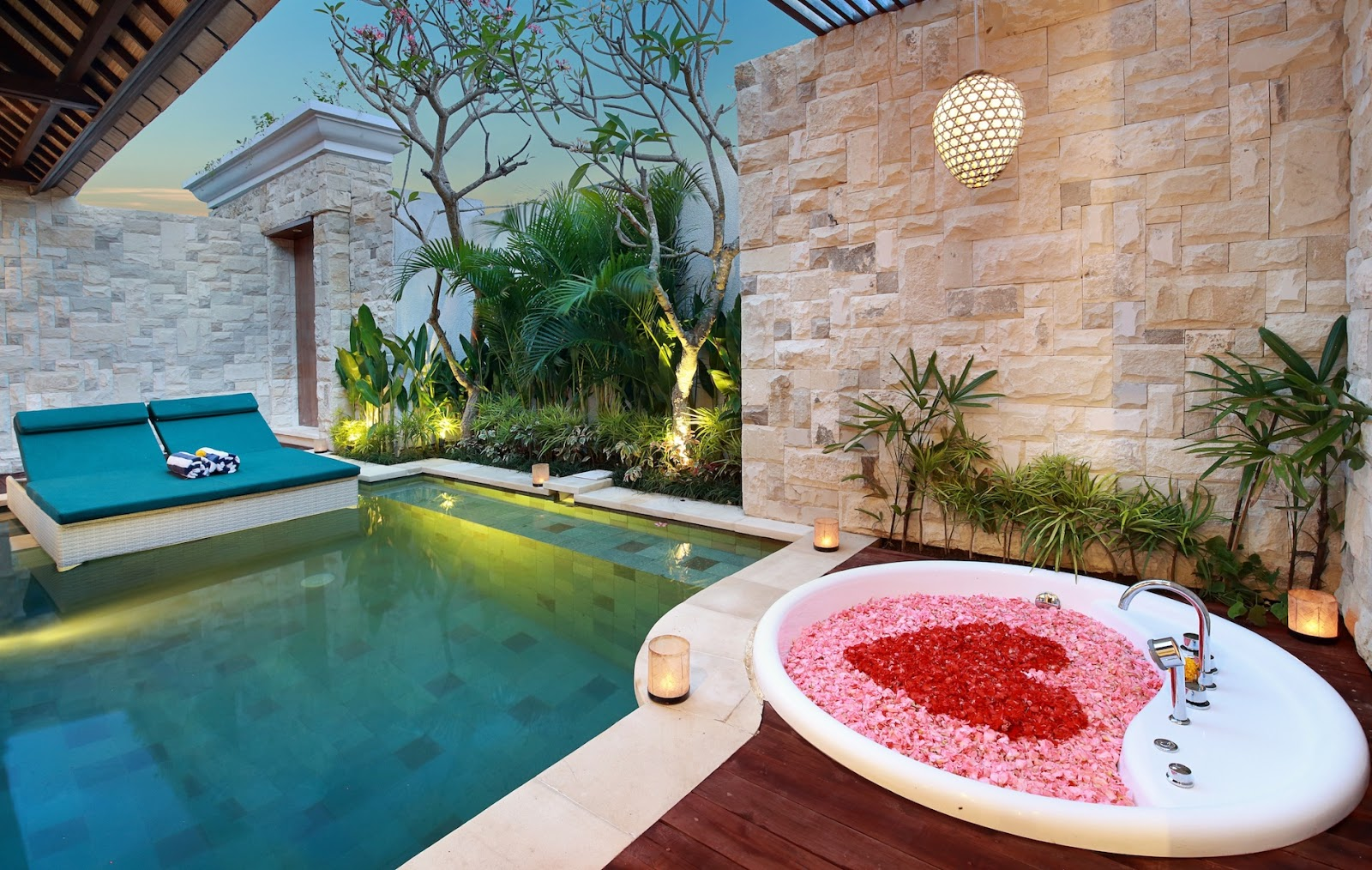 Jacuzzi Pool Villa Bali My Life And My Loves Mytravelokaescapade Bali Tunggu
