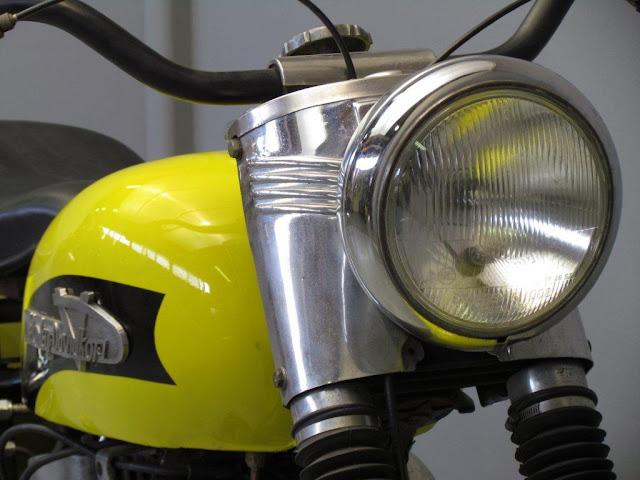 Harley Davidson Model KH 1956 900cc