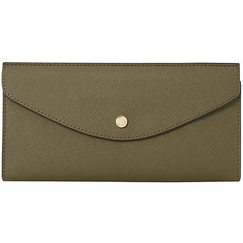 Dune Clutch Purse in Khaki