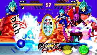 SAIU !! DRAGON BALL FIGHTERZ MOBILE (Mod) DBZ TAP BATTLE PARA ANDROID - DOWNLOAD
