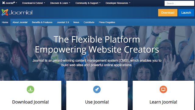 7 CMS Keren Yang Tidak Kalah Dengan WordPress