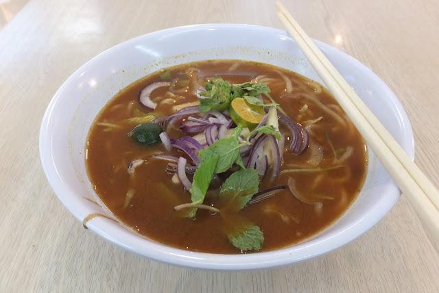 マレーシアの面料理 Noodle cuisine in Malaysia