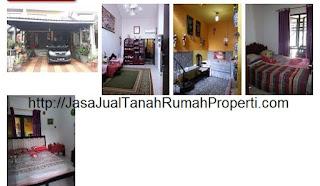 Rumah di jual Cibubur residence dekat toll cibubur harga murah