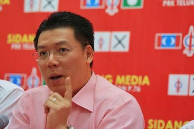 Image result for DAP's Teluk Intan MP Nga Kor Ming