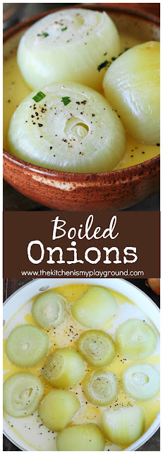 New England Boiled Onions image