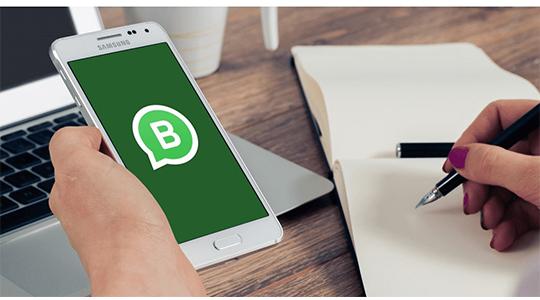 whatsapp-business-comment-installer-application