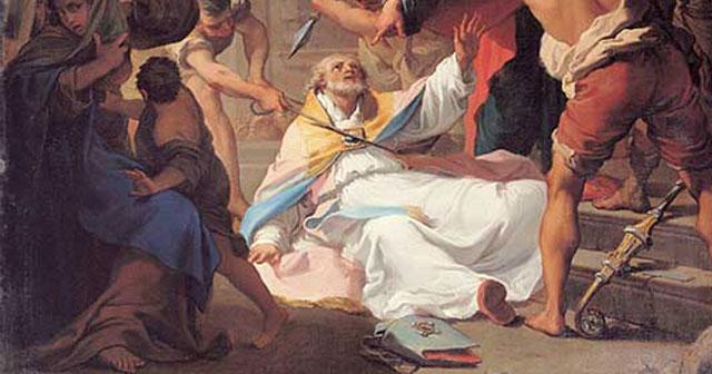 Santo Eusebius dari Vercelli