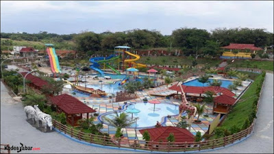 Green Valley Water Park Purwakarta