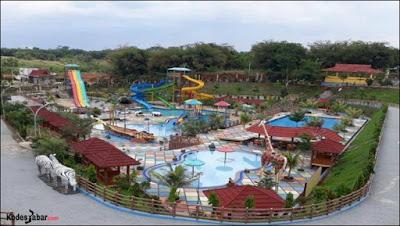 Green Valley Water Park, Wahana Bermain Air Terbesar di Purwakarta