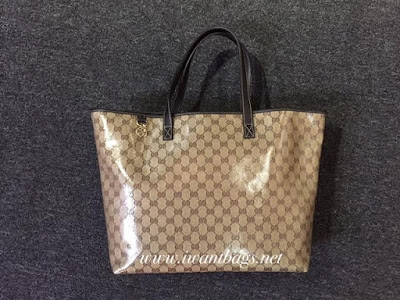 Gucci Crystal Large Tote