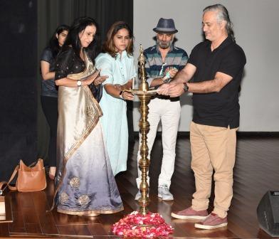 Newztabloid, Oberoi Film Fest,JD Majethia , Hats Off Production ,Anjana Sood ,Meghna Puri, Whistling Woods, Porus Khareghat,