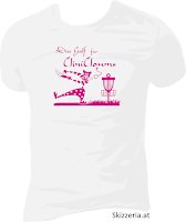 CliniClowns Disc Golf Shirt