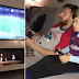 Check out photo of what Lionel Messi and his son were doing when Super Eagles were beating Argentina