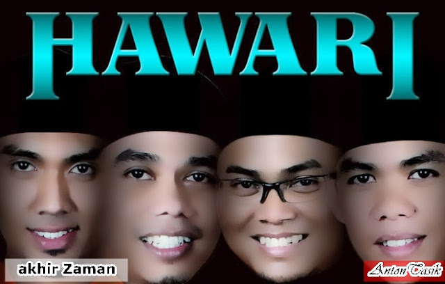 Download Hawari Akhir Zaman | MP3+Lirik - Anton Tasik