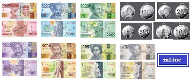 gambar uang terbaru 2016