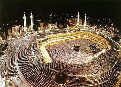Mekkah, Arab Saudi