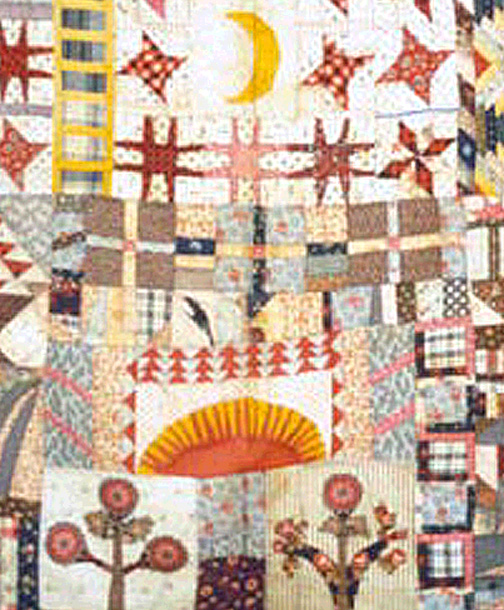 Barbara Brackman's MATERIAL CULTURE: Stories in the Stitches: East ... : historical quilts - Adamdwight.com