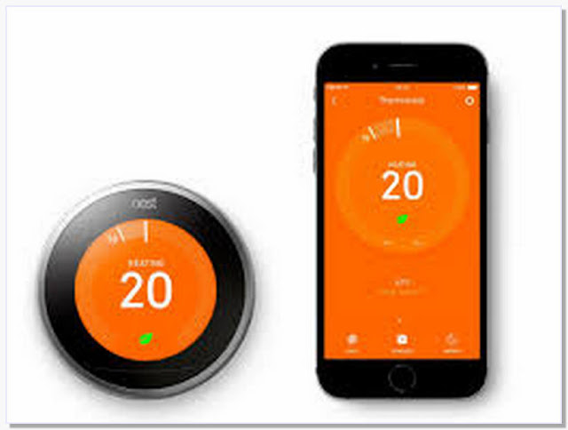 Phone controlled thermostat UK