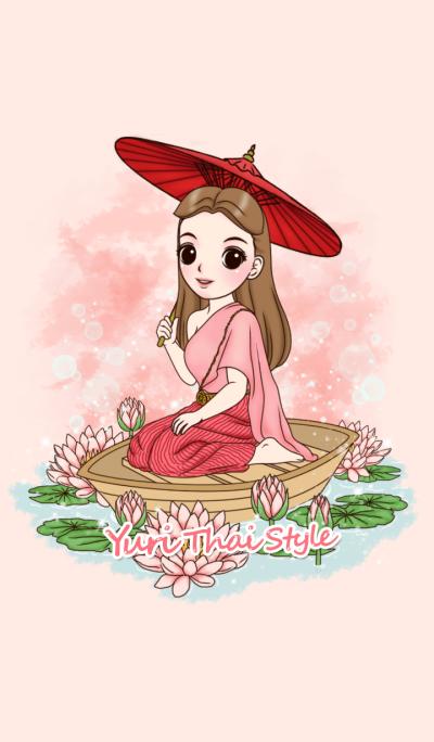 Yuri Thai style theme