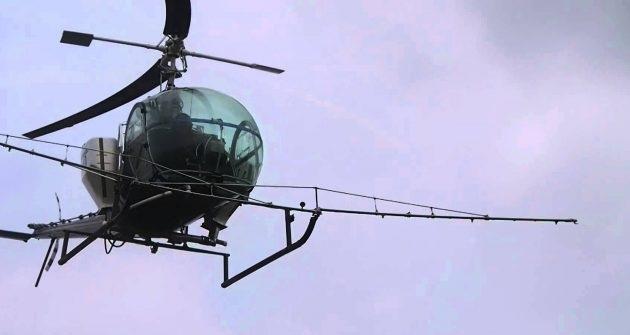 Έπεσε ελικόπτερο με τρεις επιβαίνοντες στο Σχοινιά – Δύο νεκροί